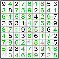 sudoku course part 1