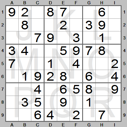 a sudoku for beginners made by sudoku instructions program