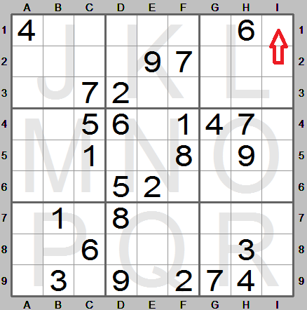 click square to place digit in sudoku instructions program